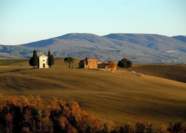Balades en Toscane